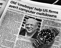 75-летний программист основал компанию по обслуживанию компьютерных систем на COBOL